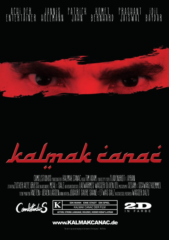 Kinoplakat Kalmak Canac-1
